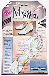 FIVE MAGNA POWER Therapeutic Massage Soles